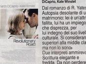 REVOLUTIONARY ROAD Mendes, Leonardo Caprio Kate Winslet. romanzo RICHARD YATES, 2008