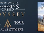 [BlogTour] Assassin's Creed Odyssey Gordon Doherty: Kassandra Sparta Tappa