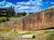 """tempio megalitico Baalbek; antico """"Porto d'Atterraggio"""""""