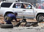 Somalia:attacchi kamikaze Baidoa bilancio parecchi morti feriti