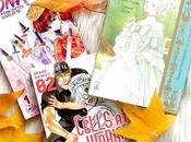 [Reviews] L'angolo manga Marie Antoinette giovane regina, Cells work! Yona principessa scarlatta