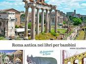 Imparare storia Romani libri bambini