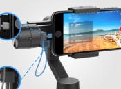 MOZA Mini-MI gimbal smartphone economico!