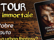 "Blog tour ""Come immortale"" Romanzo esoterico urban fantasy?"