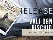 """Release Blitz: """"Vali ogni rischio"""", Romance Giovanna Roma"""