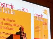 Osterie alla riscossa. uscita Guida alle migliori d'Italia 2019 targata Slow Food Editore