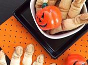 Dita strega (ricetta vegana Halloween)