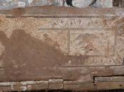Turchia, mosaici...particolari latrina