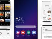 Samsung ecco rivoluzione grafica dell'interfaccia utente