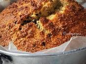 Torta cocco gocce (senza latticini)