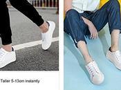 "Chamaripa: nuove ""elevator shoes"""