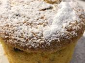 Muffin zucca cioccolato