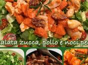 Insalata Zucca, Pollo Noci Pecan