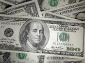 Dollaro ascesa, l'Index massimi settimane