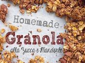 Granola alla zucca mandorle