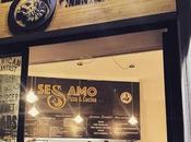 Roma. Cosa mangia Sesamo Pizza Cucina inaugurato Trastevere
