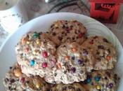 Cookies gocce cioccolato smarties