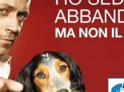 """sedotto abbandonato, cane"""": Rocco Siffredi Animalisti Italiani campagna anti-abbandoni 2011"""