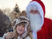 Casa Babbo Natale: originali vedere