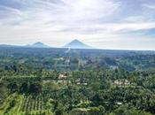 Cascate NungNung, vulcani agriturismi sulle montagne Bali