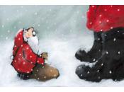piccolo Babbo Natale diventa grande