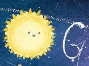 doodle Google sciame meteorico delle Geminidi
