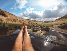 piscine naturali Islanda: sogno occhi aperti
