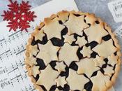 Crostata natalizia senza glutine
