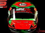 Arai GP-6S T.Herranen 2018 Aero Sport Helmets