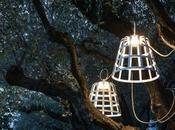 Idee illuminazione outdoor