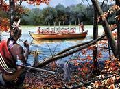 Savoia sentiero degli Irochesi