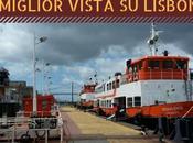 giornata Cacilhas, miglior vista Lisbona