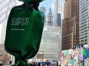 Sauditi erigono monumento Allah World Trade Center