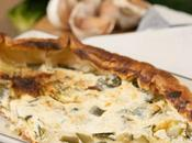 Torta salata Zucchine Ricotta