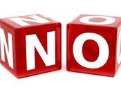 """Imparare dire """"NO"""""""
