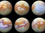 L'atmosfera Titano all'infrarosso