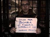 """Bomba contro Sorbillo: """"Colpiscono scoraggiare tutti"""""""