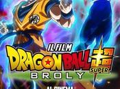 Dragon Ball Super: Broly, arrivo cinema febbraio 2019