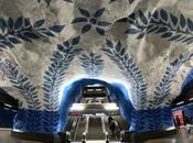 Itinerario della metropolitana Stoccolma