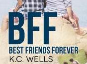 Nuova uscita: aprile Best Friends Forever K.C. Wells