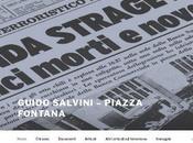 sito Guido Salvini, giudice istruttore riaprì indagini Piazza Fontana