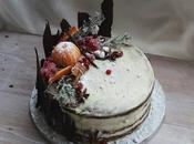 Naked cake Winter edition