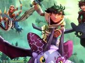 Dragons: Dawn Riders stato lanciato oggi nuovo trailer