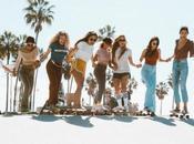 Skateboard girls