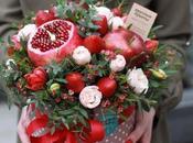 Valentino Idea bouquet fiori frutta