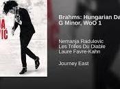 good piece music every day: hungarian dance no.1 (brahms)/nemanja radulovic