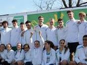 SPORT MILANO. trionfo della regolarità: campioni d'Italia cadetti Cross