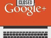 Google plus chiuderà aprile