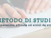 Studiare all'università metodi preparazione efficace errori evitare