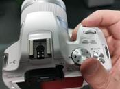 Canon presenta 250D, reflex schermo orientabile leggera mondo